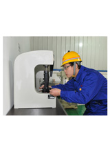 Desk Type Hardness Tester