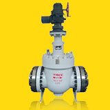 NDIV Rising Stem Ball Valve